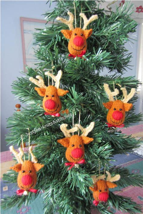justjen knits stitches more reindeer games