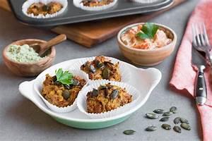 Pikante Muffins Rezept : veggie rezept pikante muffins mit k rbiskernmehl jedes ~ Lizthompson.info Haus und Dekorationen