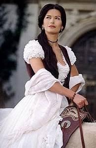 Catherine Zeta Jones in some truly fantastic black ...