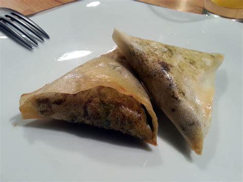 recette de la pate a beignet samoussas au bœuf recette de la pate 224 beignets