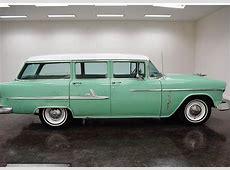 1955 Chevrolet Bel Air Wagon, Sherman, TX United States