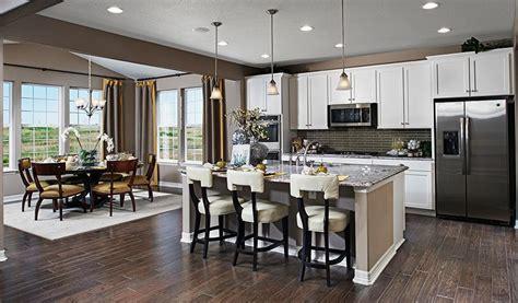 hemingway floor plan richmond american homes wall kitchen richmond american