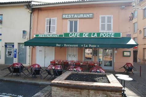 cafe restaurant la poste chatillon sur chalaronne restaurant avis num 233 ro de t 233 l 233 phone