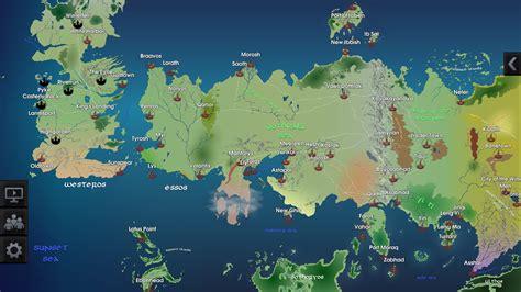 Un Mapa Para Que No Te Pierdas En Juego De Tronos