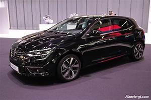 Renault Megane Noir : renault megane 4 noir 2 plan te ~ Gottalentnigeria.com Avis de Voitures
