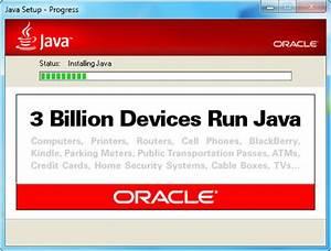Java Runtime En... Java Download