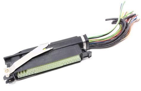 abs control module wiring harness plug pigtail 97 99 audi a4 a8 4d0 907 379 l carparts4sale
