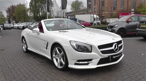 mercedes 350 sl used 2014 mercedes sl class sl 350 amg sport 2dr auto for sale in pistonheads