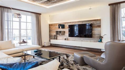 Wohnzimmer Design Wandgestaltung by Wohnzimmer Ideen Wandgestaltung Holz