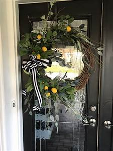 Lemon, Wreaths, So, Much, Fun, To, Make