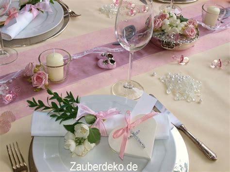 taufe dekoration tisch ambitious and combative tischdekoration zur taufe m 228 dchen