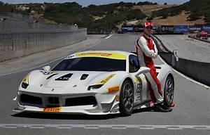 Ferrari 488 Challenge : actor michael fassbender races in ferrari challenge one make series ~ Medecine-chirurgie-esthetiques.com Avis de Voitures