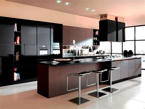 how are kitchen islands color selection ideas for luxury modern kitchens 4 home