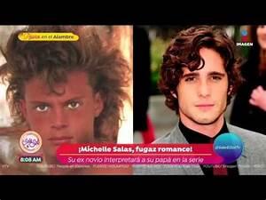¿Revive romance entre Michelle Salas y Diego Boneta ...
