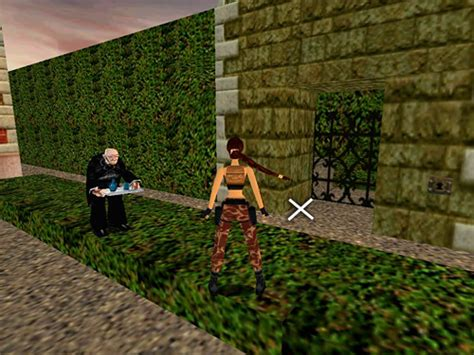 tomb raider  training level