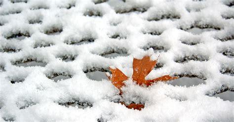 snow rain winters leaf less rainy climate climatecentral