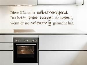 Wandtattoo Küche Bilder : lustige spr che als wandtattoos lustiger spruch als witzige wandtattoos ~ Sanjose-hotels-ca.com Haus und Dekorationen