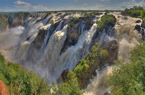 The Greatest Waterfalls in Africa | AFKTravel