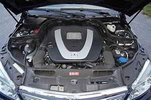 2008 Mercedes C300 Engine