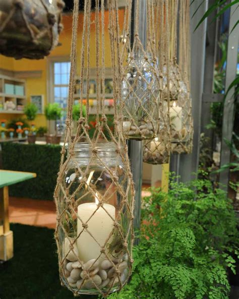diy hanging lanterns versatile and inventive 15 diy projects that involve rope