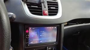 Poste Double Din : comment installer un autoradio gps double din android ~ Melissatoandfro.com Idées de Décoration