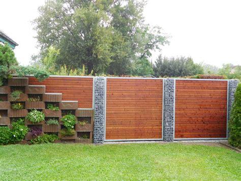 Garten Sichtschutz Holz Befestigen by Befestigung Sichtschutz Holz Pflanzkasten Mit Rankgitter