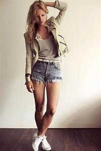 Cute Outfits With Shorts u2013 Glam Radar