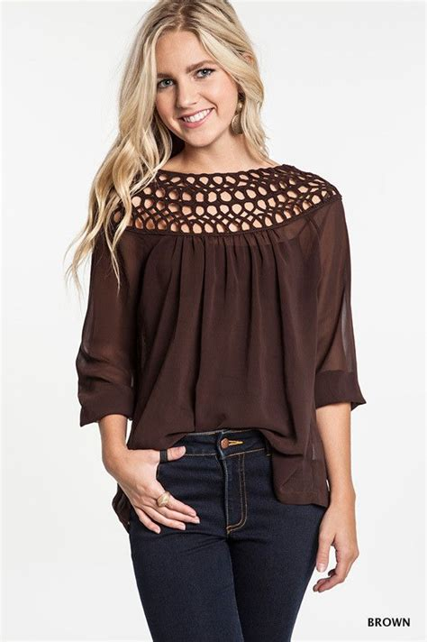 Boat Neck Tunic Tops by 2288 Best Images About Blusas T 250 Nicas A Crochet On