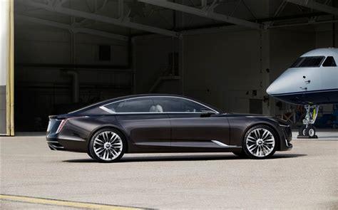 2016 Cadillac Escala Concept Auto Hd Wallpaper Album List