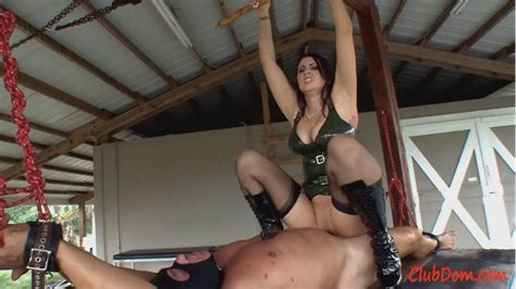 #Mistress #Alexis #Grace #Loves #Using #Slaves #As #Her #Personal