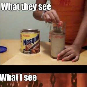 Chocolate Milk Meme - making chocolate milk by sucher667 meme center
