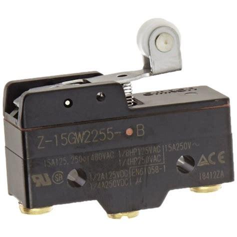 Omron Z 15gw2255 B General Purpose Basic Switch Drip