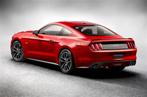 ford mustang 2015 2015 ford mustang specs revealed gt gets 435 horsepower