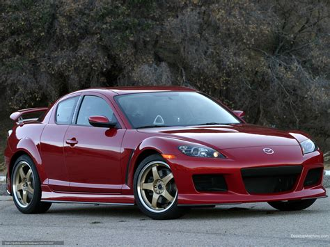 Download Wallpaper Mazda, Rx-8, Auto, Machines Free
