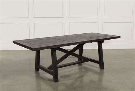 living spaces kitchen tables jaxon rectangle dining table living spaces