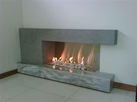 vent  gas fireplace  pebbles