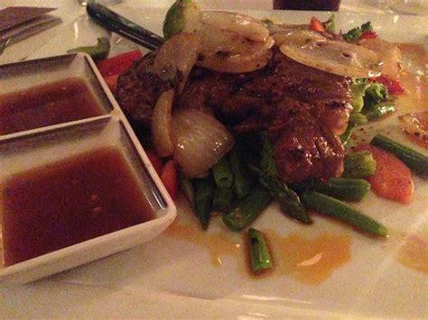 Grilled Rib Eye Steak  Picture Of Thai Urban Kitchen