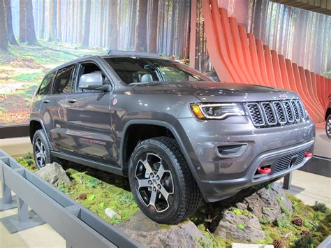 2017 Jeep Grand Cherokee Trailhawk Ready To Go Off-road