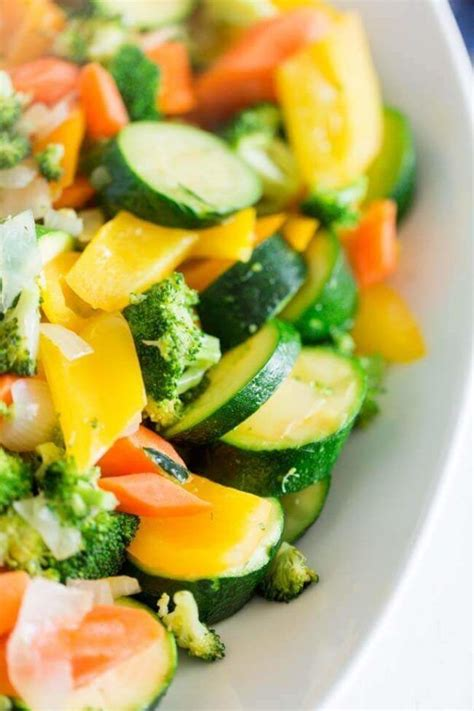 dishes side vegetable vegetables sauteed easy recipe