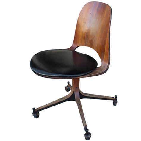 Vintage Desk Chair by Vintage Plycraft Desk Chair At 1stdibs