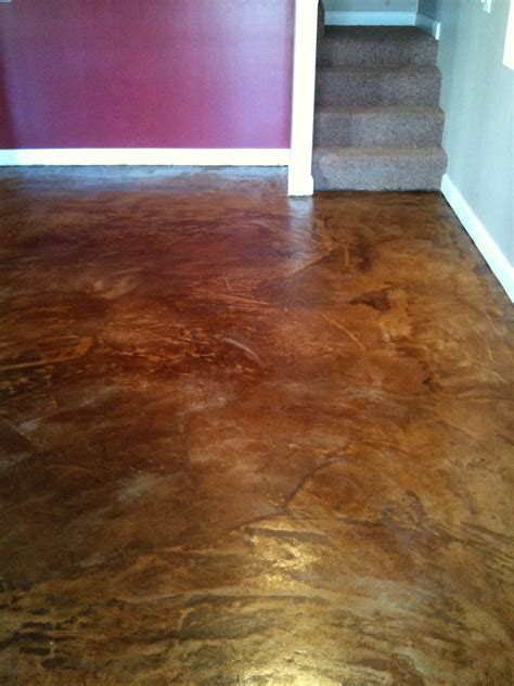 interior concrete floor ideas decorative concrete virginia va