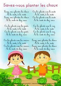 Chanson Bebe Anglais : paroles savez vous planter les choux fle enfants comptines kids songs preschool songs ~ Medecine-chirurgie-esthetiques.com Avis de Voitures