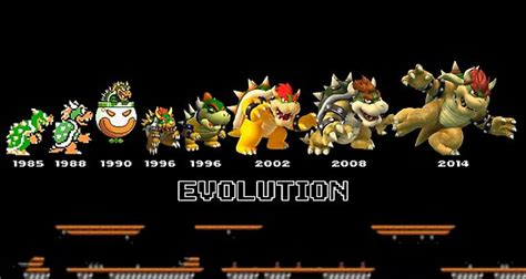 evolution  bowser posters  bowserbasher redbubble