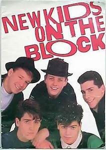 new kids on the block!! | It was 1980(or 90)-somethin ...