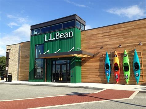 garden city center l l bean is now opened billede af garden city center