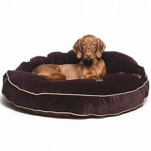 Bowsers, Supersoft, Platinum, Round, Dog, Bed