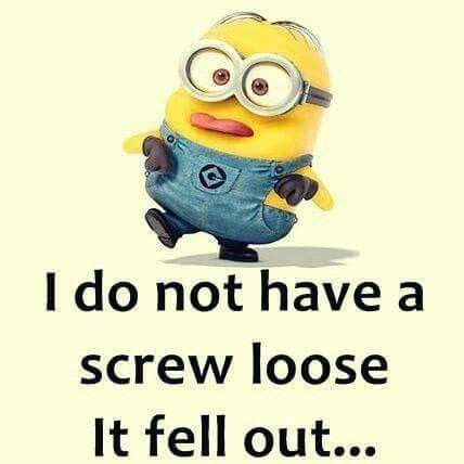 I think that the worst you can say about him is that basically he's an underachiever. (3 unread) - bkwurm608@yahoo.com - Yahoo Mail | Minions funny, Funny minion quotes, Minion jokes