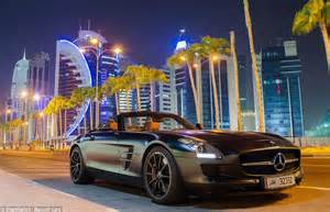 Qatari Businessman Addicted To Supercars Now Drives A