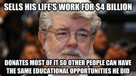 George Lucas Memes - good guy george lucas memes quickmeme