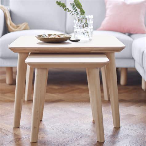 Der Couchtisch Aus Holzunique Stacked Wood Coffee Table Apartment Singel Interior by Neue Ikea Couchtische Lisabo Der Gro 223 E Ist 70x70 Cm 50